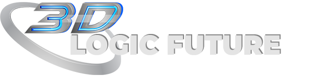 3D Logic Future Logo